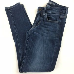 American Eagle Womens Jeans Size 2 Jeggings